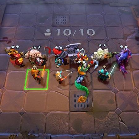 Dota Underlords: Aliansi Terbaik Lalui Early ke Mid-Game