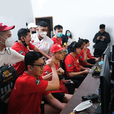 Timnas Indonesia Raih Runner-up di Ajang FIBA Esports Open III
