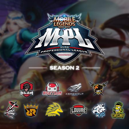 Catat Jadwal MPL Season 2 dan Dukung Favoritmu!