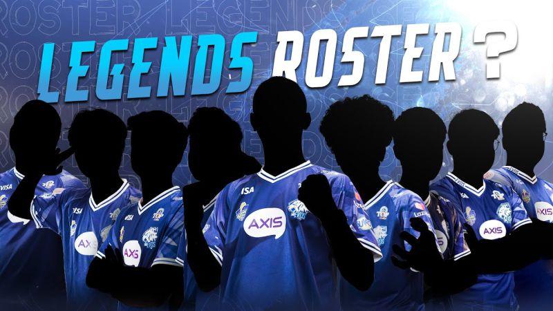 EVOS Legends Umumkan Roster Season 8! Ada 3 Nama Baru