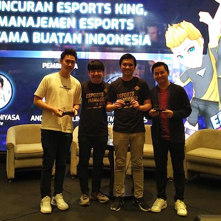 Gandeng RRQ, Agate Luncurkan Game Esports King