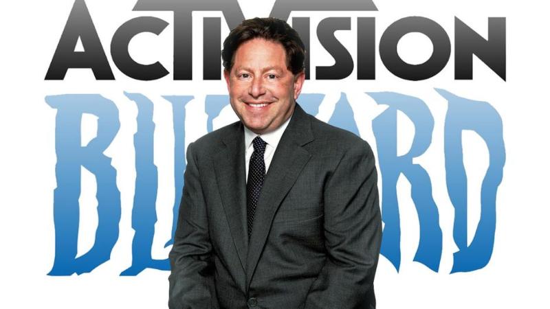 CEO Activision Sebut Gimnya Tak Patut 'Ditunganggi' Politik