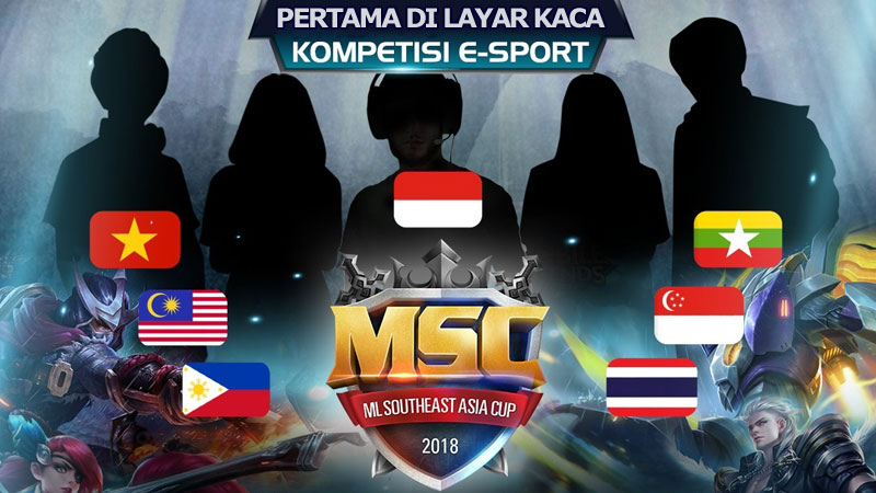 Nonton ML di TV? Pantengin Final MSC 2018 via KompasTV!