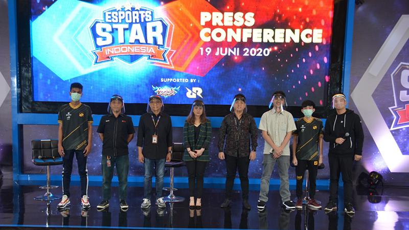 Tembus 20.000 Pendaftar, GTV Siap Tayangkan Esports Star Indonesia!