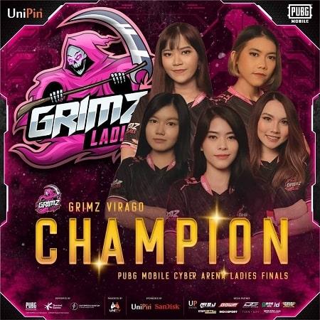 Mendominasi, Grimz Virago Rebut Trophy PMCA 2021