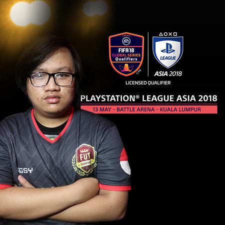 Wakil Indonesia di PLA 2018, Jaga Peluang ke FIFA eWorld Cup!