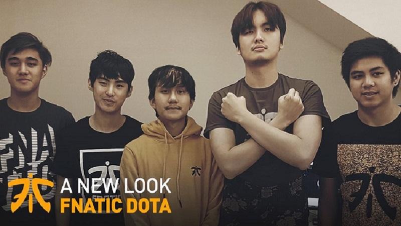 Fnatic Genapi Roster Bersama Dua Rival dan Pemain Korea