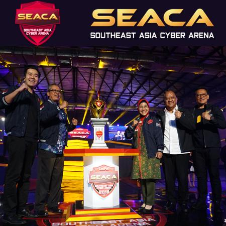 Prize Pool 2,4 Miliar, UniPin SEACA 2019 Resmi Dimulai!