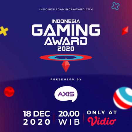 Banyak Kejutan di Malam Penghargaan Indonesia Gaming Award 2020!