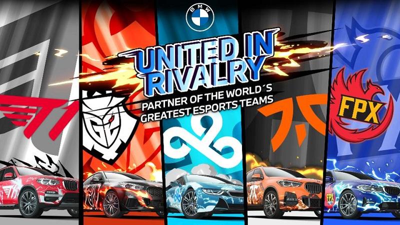 Incar Generasi Muda, BMW Invest di 5 Organisasi Esports Sekaligus!