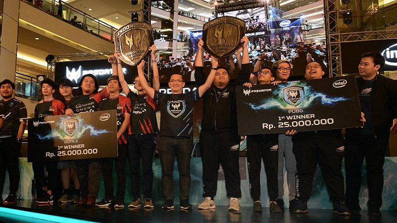 Performa Positif Tim Indonesia di Acer Predator League