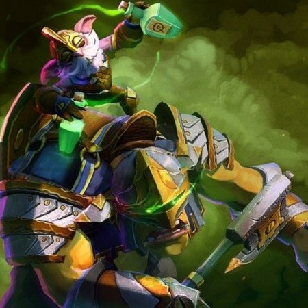 Raid Boss! Lima Hero Carry DOTA 2 Paling Ngeri di Patch 7.21d