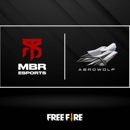 Akuisisi Roster Free Fire Aerowolf, MBR Esports Siap bersaing di FFML S4!