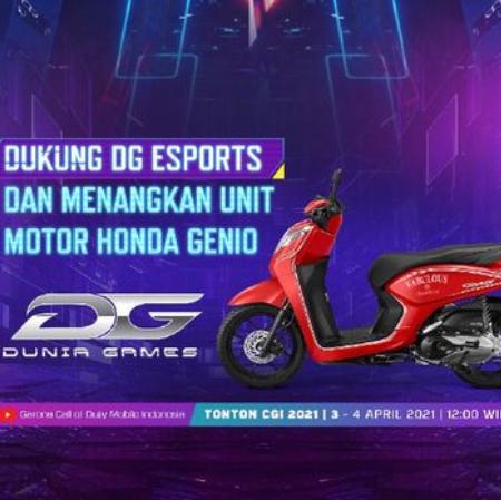 Dukung Perjuangan DG Esports di CODM Garena Invitational!