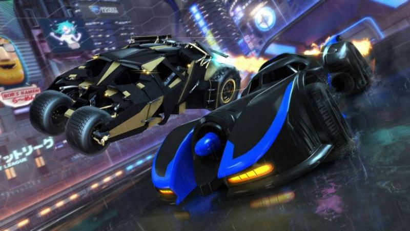 Bergaya di Rocket League dengan DLC Jagoan Super