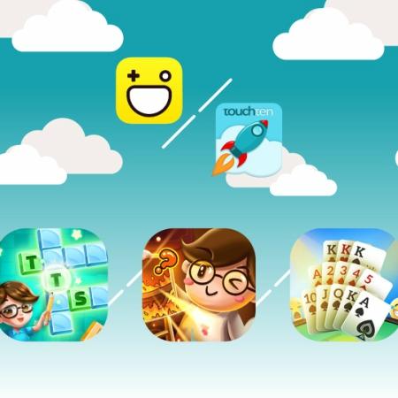 Hago Hadirkan Game Besutan Developer Indonesia, Touchten