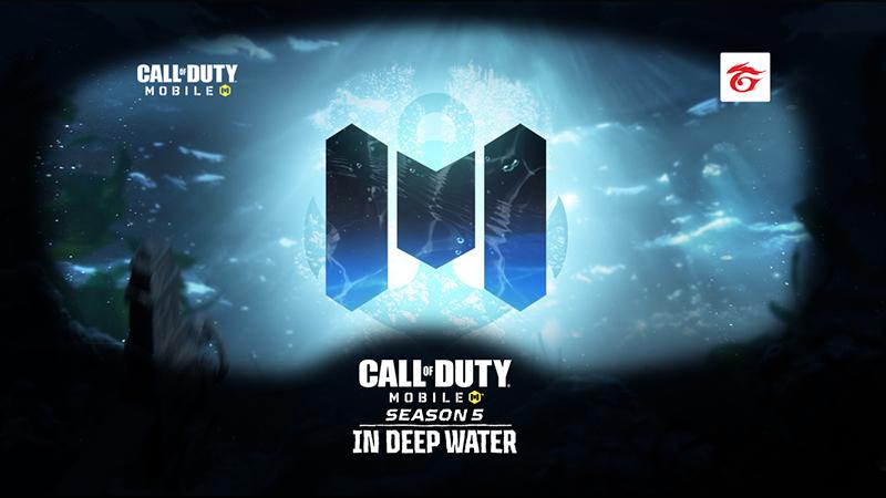 Banyak Kejutan di Update Battle Pass 'In Deep Water' Call of Duty Mobile