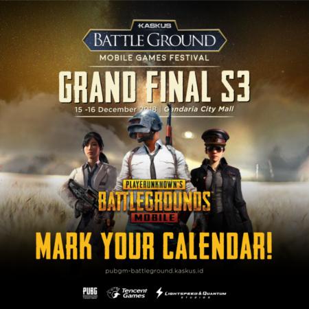 Laga 15 Tim PUBGM Terbaik di Kaskus Battlegrounds S3