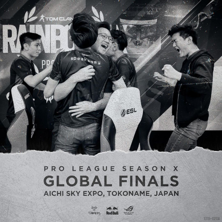 Aerowolf Wakili Asia Pasifik di R6 Pro League Global Finals