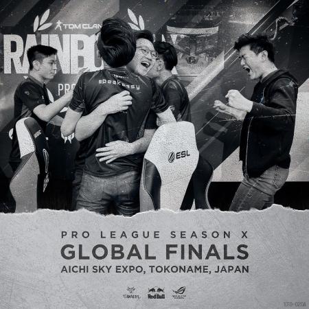 Aerowolf Wakili Asia Pasifik di R6 Pro League Global Finals