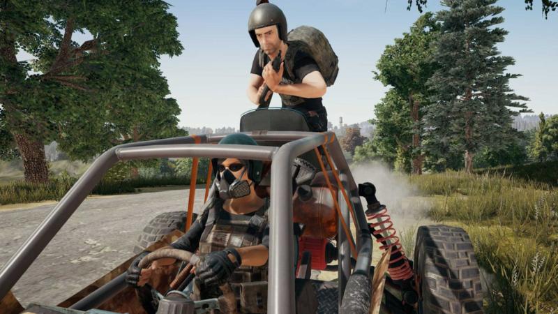 [TIPS] Pedang Mata Dua, Manfaatkan Kendaraan di PUBG Mobile