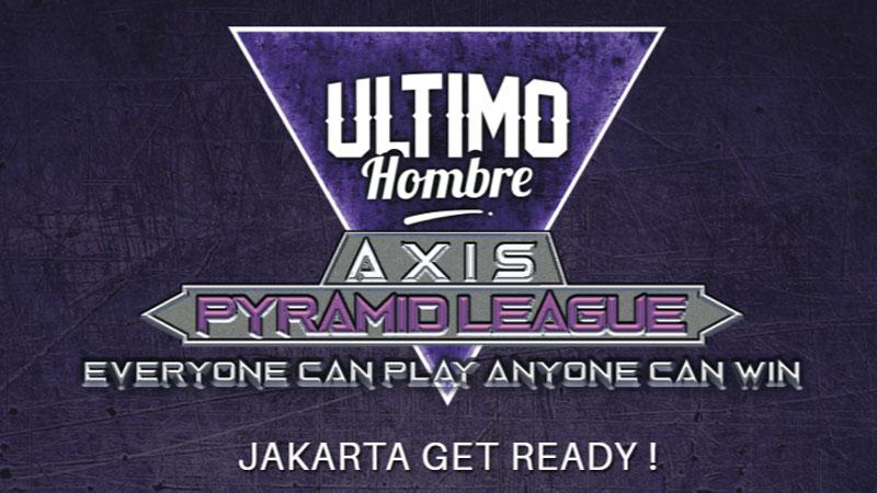 Ultimo Hombre Hadir di Indonesia dengan Gebrakan Awal 'AXIS Pyramid League'!