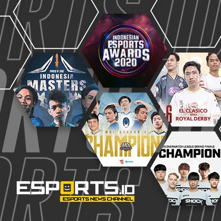 Indonesian Esports Awards & Keseruan Lain di Rekap Esports Pekan Ini!
