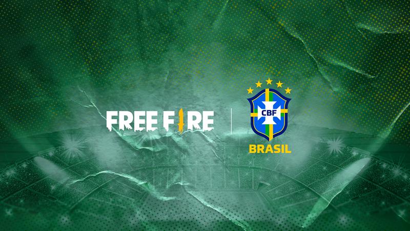 Free Fire Jalin Kolaborasi Baru Dengan Timnas Sepakbola Brazil