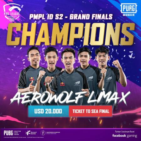 Aerowolf Limax & AURA Susul Bigetron RA ke PMPL SEA Finals!