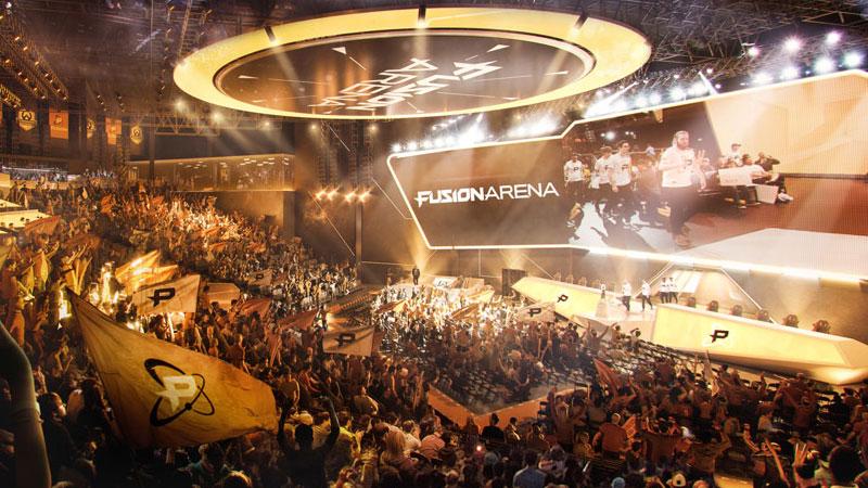 Fusion Arena, Wahana Esports Bernilai 700 M & Siap Pakai 2021!
