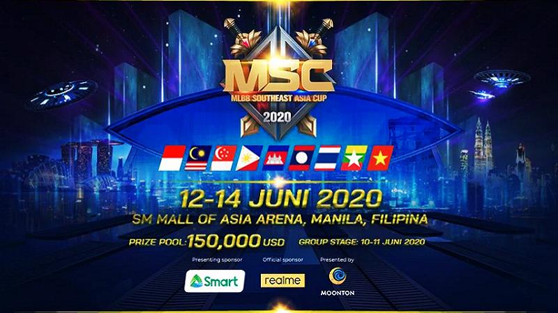 Apakah MSC 2020 Batal? Ini Tanggapan Pihak Moonton