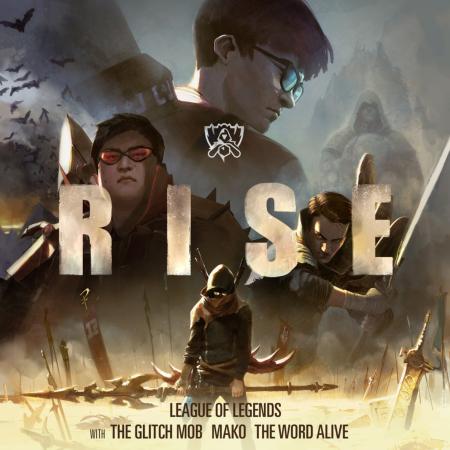 RISE - MV Resmi LoL Worlds 2018, Angkat Kisah Ambition!