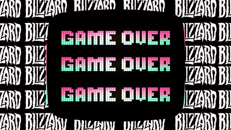 Dampak 'Blitzchung', Blizzard Kehilangan Sponsor Besar!