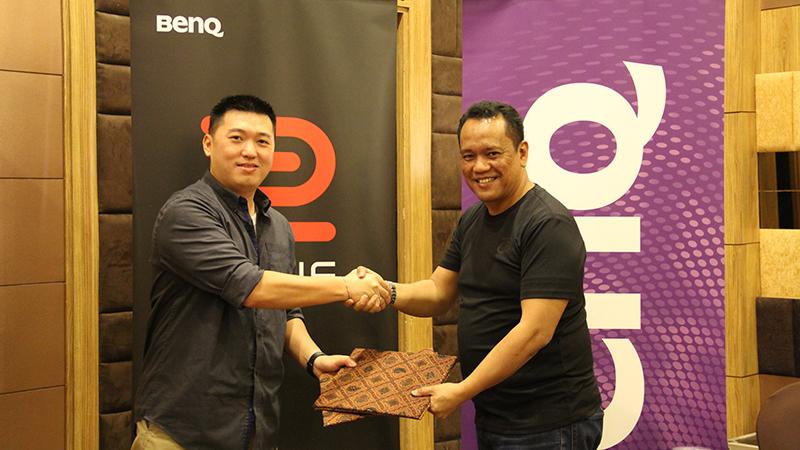 Bermitra dengan AGS, BenQ ZOWIE Fokus Bisnis eSports!
