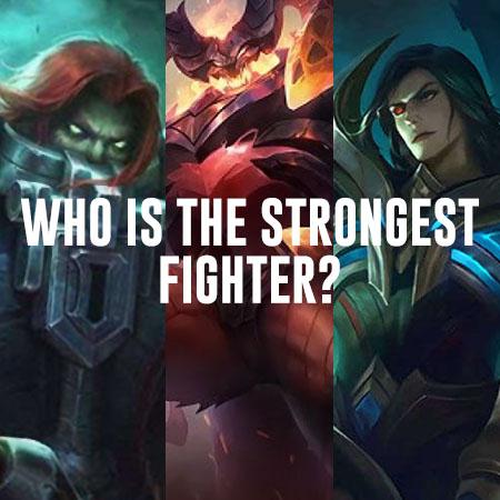 Adu Kuat Thamuz, Terizla & Leomord! Siapa Fighter ML Terbaik?