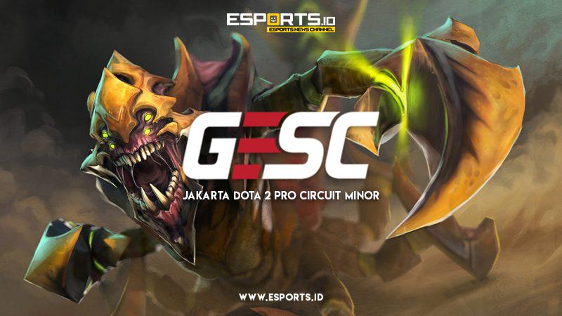 Memilah Unggulan Sejati dari Penyisihan Grup GESC Jakarta Minor