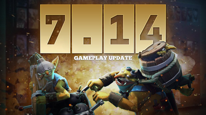 Update 7.14: DOTA 2 Rasa Minesweeper, Techies Lengkapi Captain's Mode