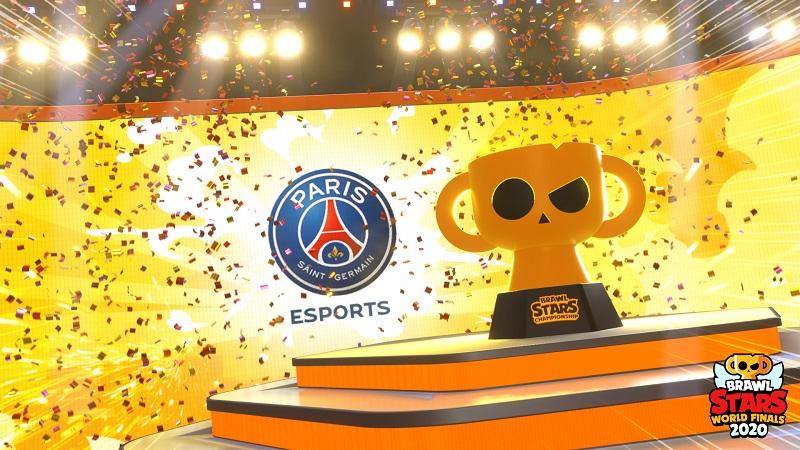 PSG Esports Juarai Brawl Stars World Championship Finals 2020
