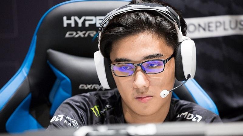Geek Fam Umumkan Abed Jadi Stand-in di ESL One Thailand 2020