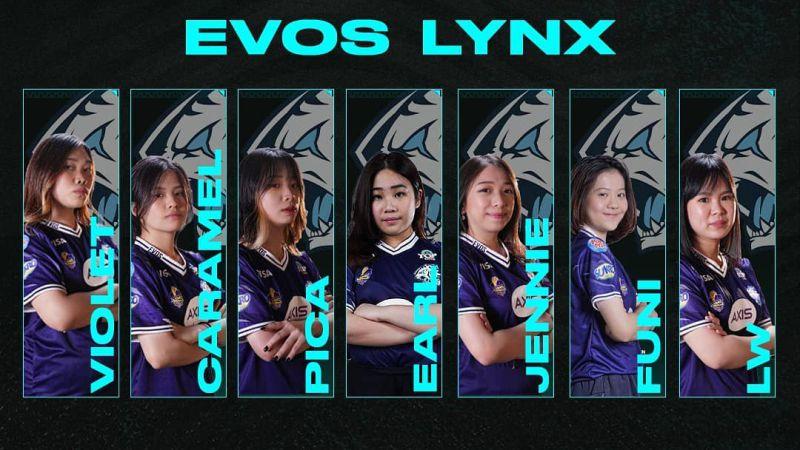 EVOS Lynx Perpanjang Rekor Buruk Geek Ladies di WSL S3