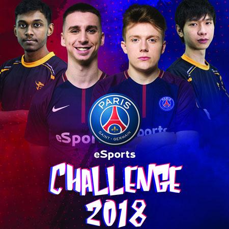 Turnamen FIFA 18 Jadi Pemanasan bagi PSG di Asia