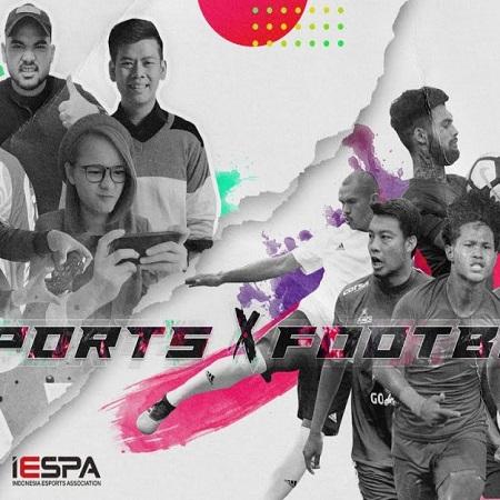 Lebih Sengit, Sejumlah Pemain Top Ikutan Esports x Football Part 2