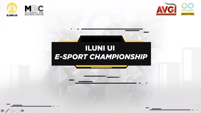 ILUNI UI Esports Championship Siap Digelar, Bagikan Hadiah 150 Juta!