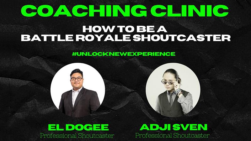 Mahasiswi UMN Gelar Coaching Clinic Libatkan El Dogee & Adji Sven!