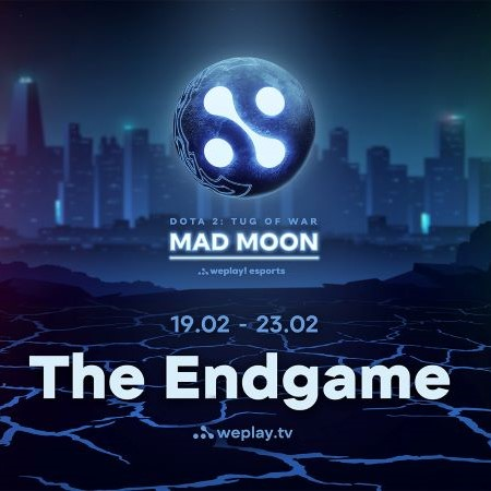'Reuni' Para Mantan NaVi di WePlay DOTA 2 Tug of War: Mad Moon