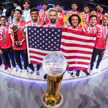 Barat Ungguli Timur, AS Juara Overwatch World Cup 2019