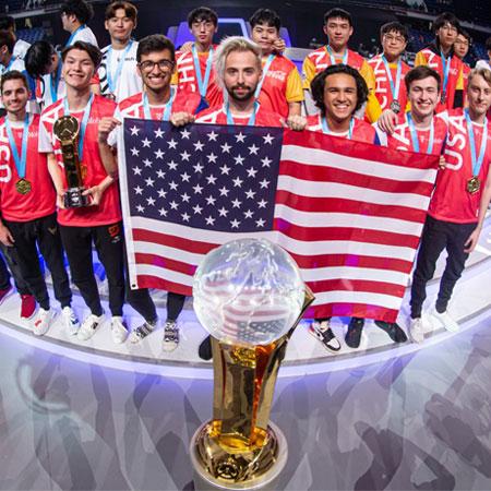 Barat Ungguli Timur, AS Juara Overwatch World Cup 2019