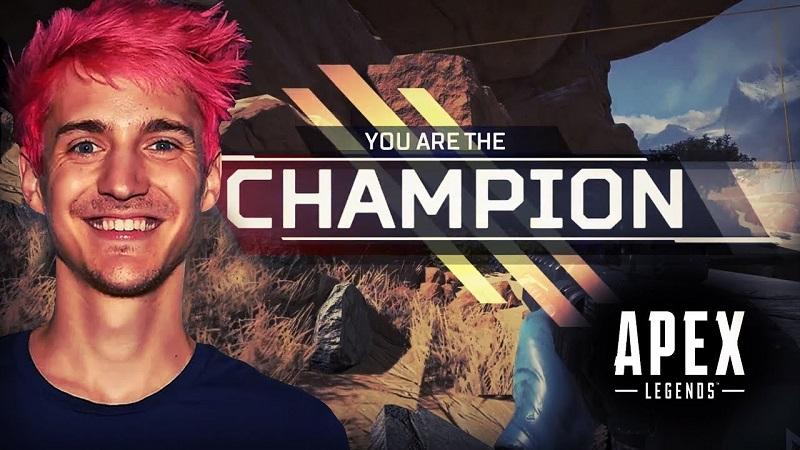 Ninja Juarai Kompetisi Apex Legends Pertama, Shroud Keberapa?