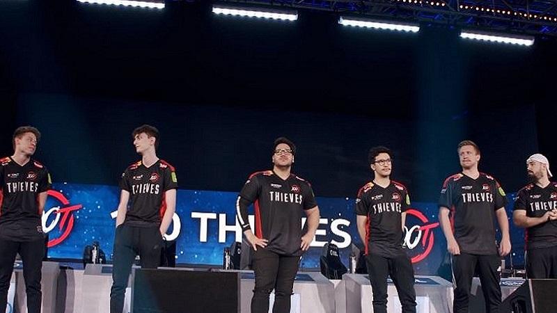 100 Thieves Putuskan Mundur Dari Kompetitif CS:GO
