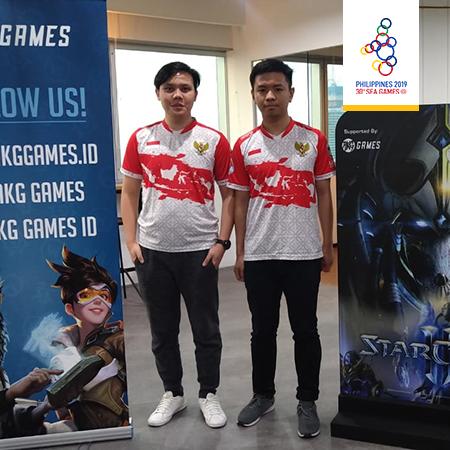 Profil Deruziel & Quantel, Timnas Starcraft II Indonesia!